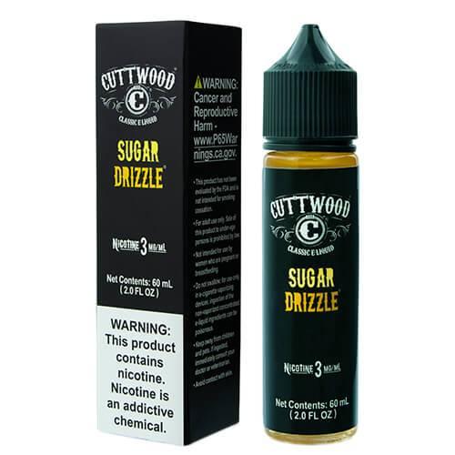 Cuttwood E-Liquids - Sugar Drizzle
