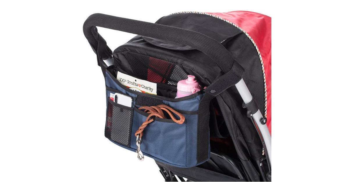 Pet Rover Stroller Organizer Bag
