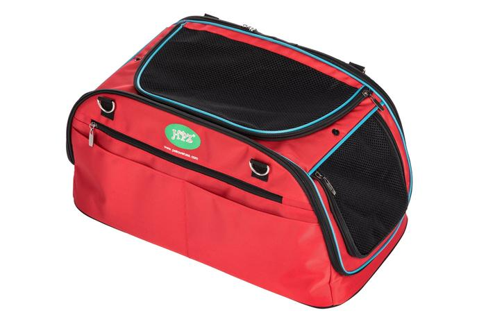 HPZ Multi-Functional Pet Travel Carrier Bag/Car Seat/Airline In-Cabin Compatible