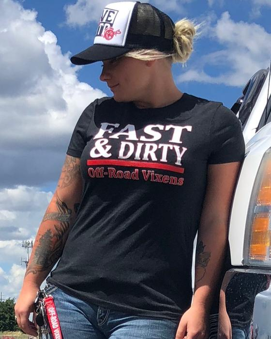 e8ca0f4d4e911 Fast AF Crew Tee. Fast and Dirty