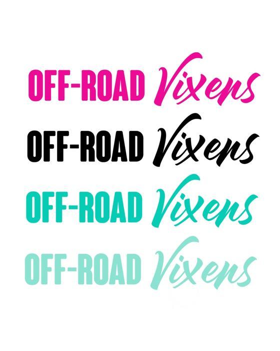 f57fe27978ed8 Team Off-Road Vixens decal