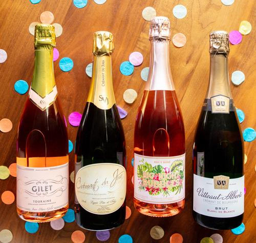 Holiday Sparkling Wine Sampler