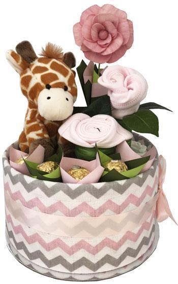 My Bubbalicious Cake - Premium Pippins Giraffe Girl