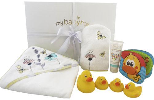 My Bath Time - Premium Bee & Duck Family