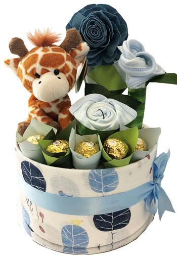 My Bubbalicious Cake - Premium Pippins Giraffe Boy