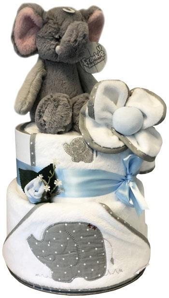 My Bath Time Cake - Deluxe Elephant Boy