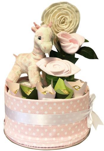 My Bubbalicious Cake - Premium Twinkles Giraffe Girl