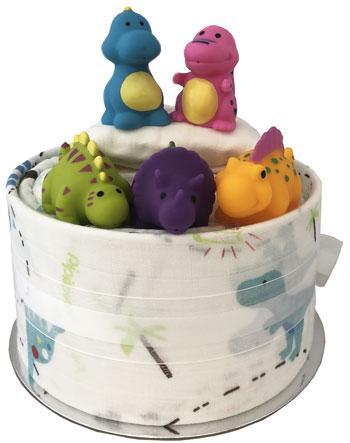 My Bath Time Cake - Special Dinobuds