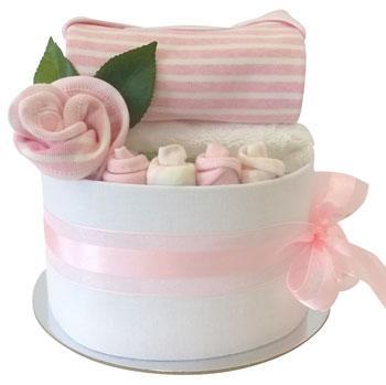 My First Wardrobe Cake - Premium Sweet Essentials Girl