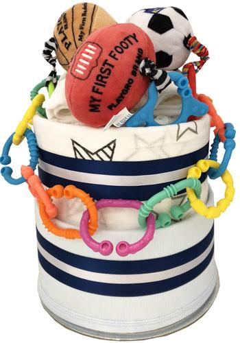 My Play Time Cake - Deluxe Baby Sports Balls