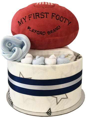 My First Footy Cake - Special Baby Footy Star