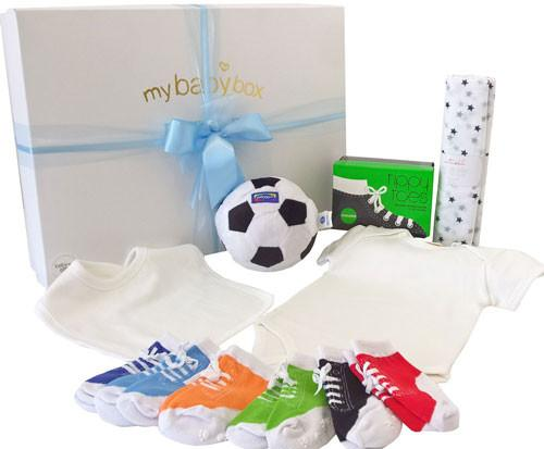My First Footy - Premium Baby Soccer