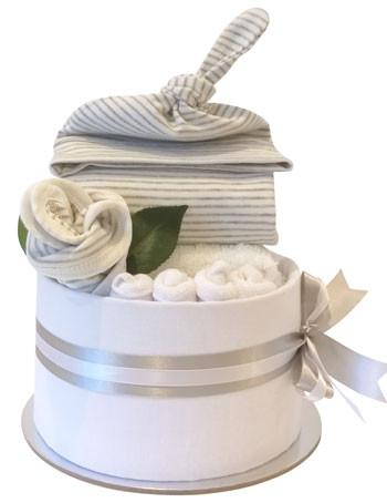 My First Wardrobe Cake - Premium Essentials Baby Unisex
