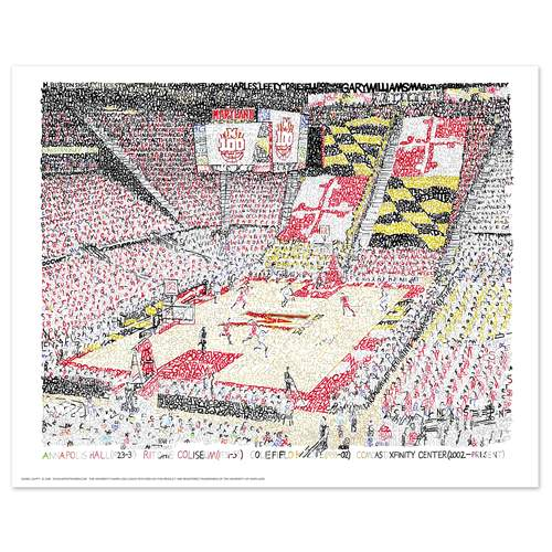 University of Maryland - XFINITY Center