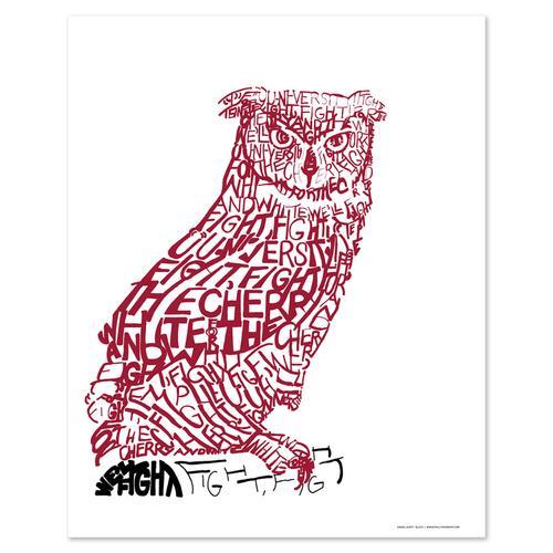 Temple Owl