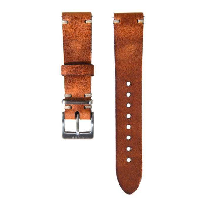VAER Horween Strap - Tan Leather
