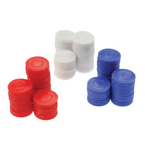 Poker Chips Red (bag of 100)