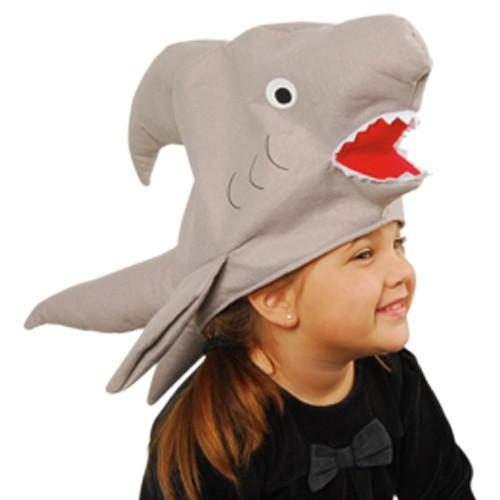 Luau Party Shark Hat
