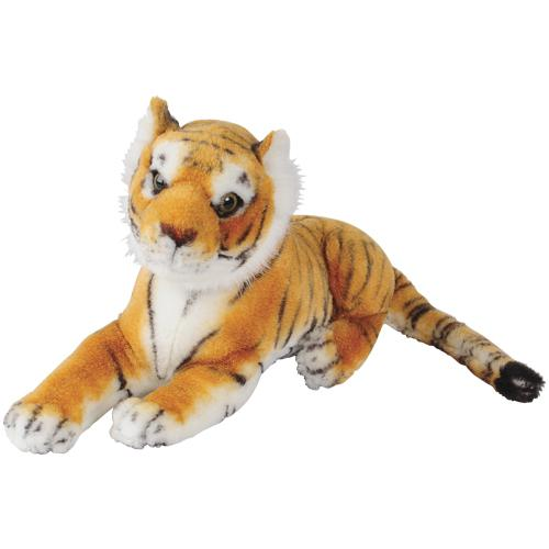 Plush Toy Realistic Tiger (Small)