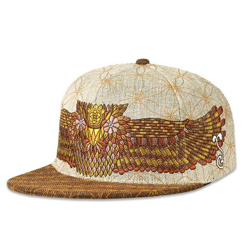 0aca662f Electric Forest Family 2019 Tan Strapback Hat