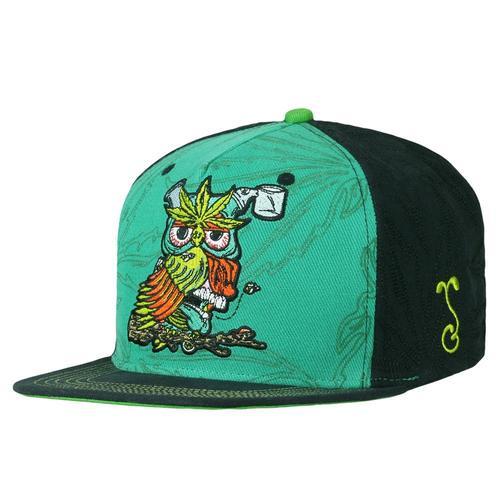 97f477c4 Aaron Brooks Herbowl Leaf Snapback Hat