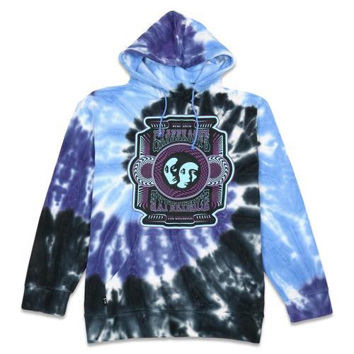 8066b42e0a99 Grassroots Experience Purple Tie Dye Hoodie