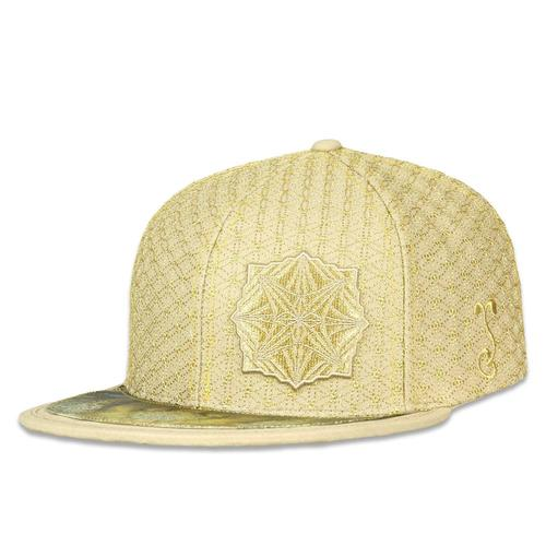 73ab35ab Laser Guided Visions 2019 Gold Snapback Hat