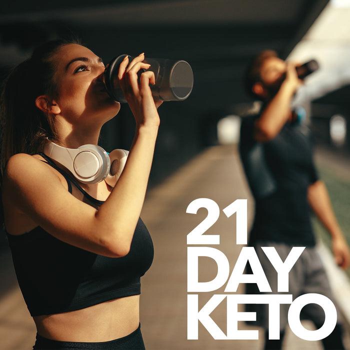 The 21 Day Keto Kickstart Program