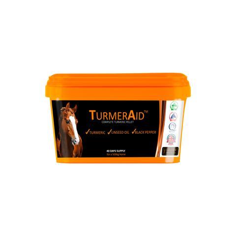TurmerAid™ - Complete Turmeric Pellet