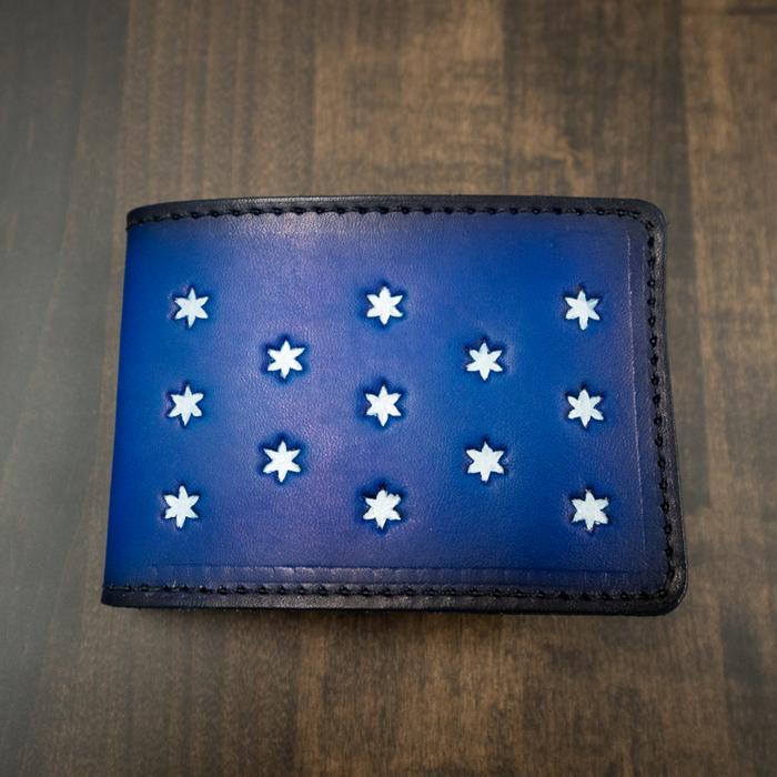Washington HQ Bifold Leather Wallet
