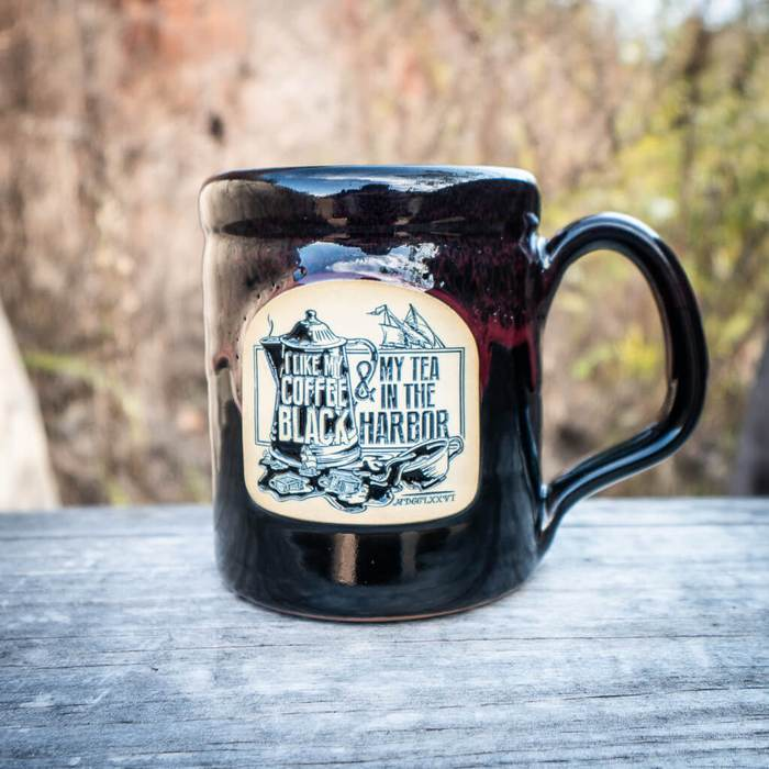 Tea In The Harbor Mug