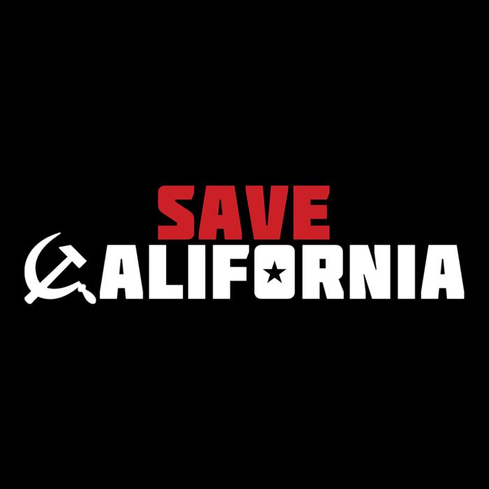 Save California Bumper Sticker