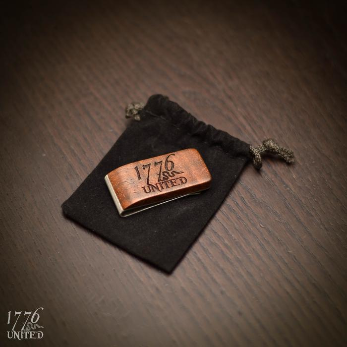 1776 United® Money Clip