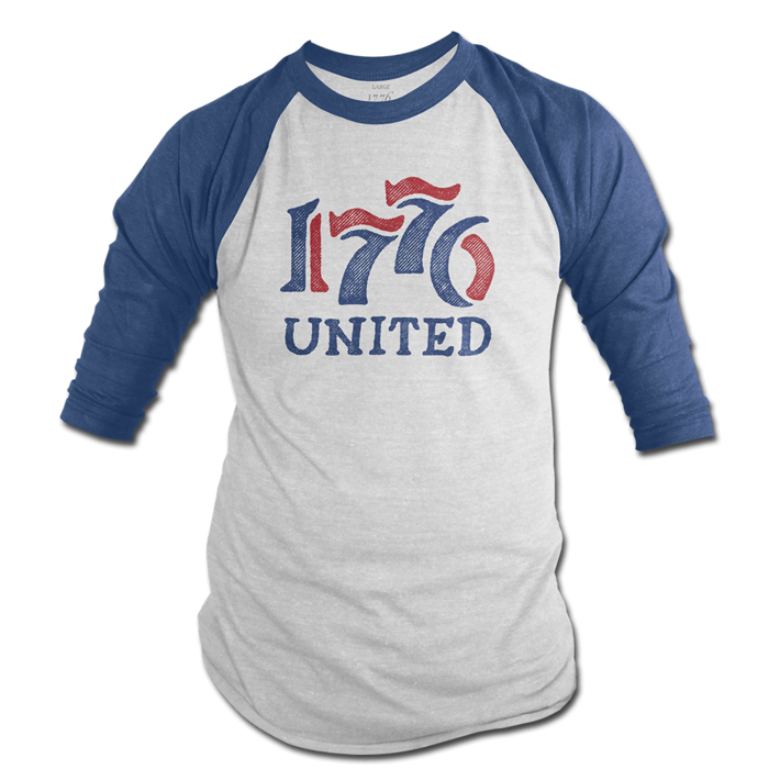 1776 United® Retro Logo Jersey