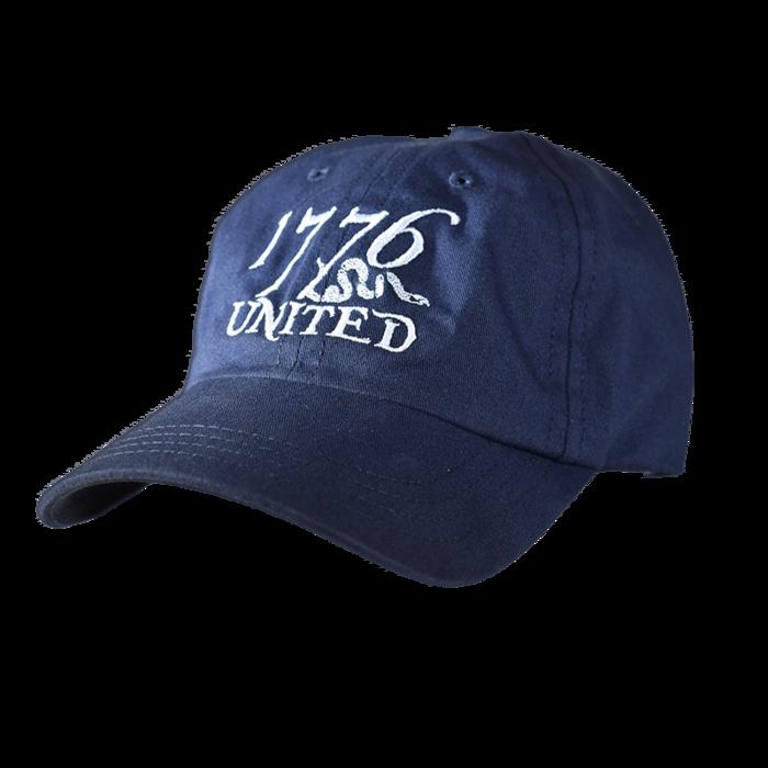 1776 United® Logo Hat - Navy
