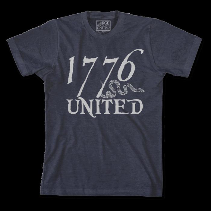 1776 United® Logo Tee - Navy