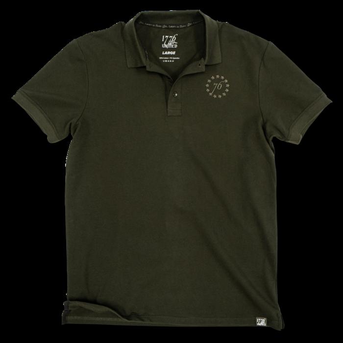 1776 United® Signature Polo - OD Green