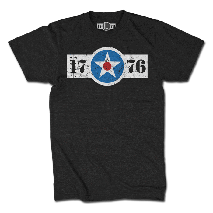 1776 United® Badge Logo Tee