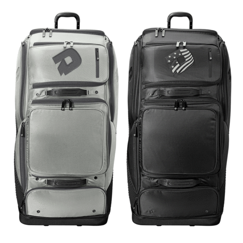 c8ef15875a0 DeMarini Special Ops Spectre Wheeled Roller Bag  WTD9412