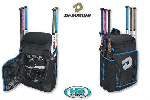 56cc7402d25 DeMarini Special Ops Baseball and Softball Backpack