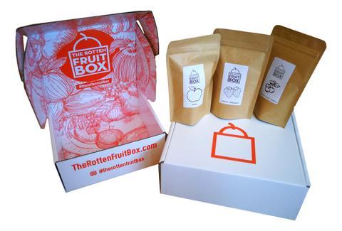 Custom Freeze Dried Fruit Box - 12 Months