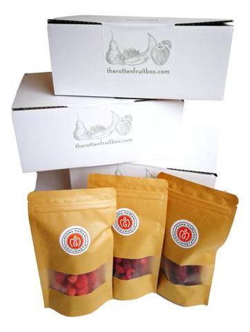 """Very Berry"" Freeze Dried Fruit Box"