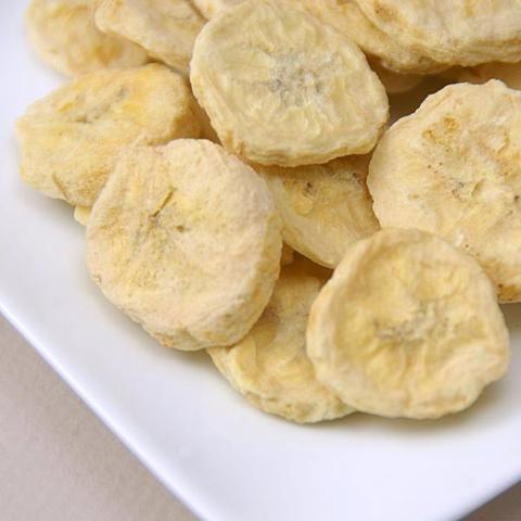 Freeze Dried Banana Snack Pouch