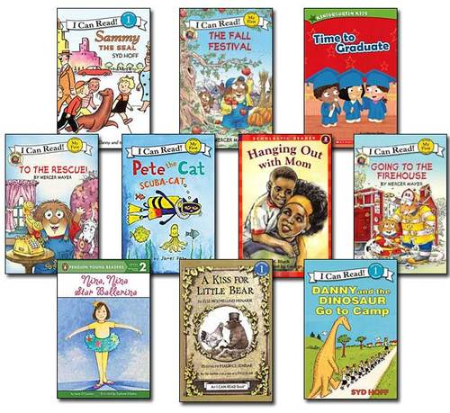 10 Leveled Books at Guided Reading H / DRA 14 (Set #H7)