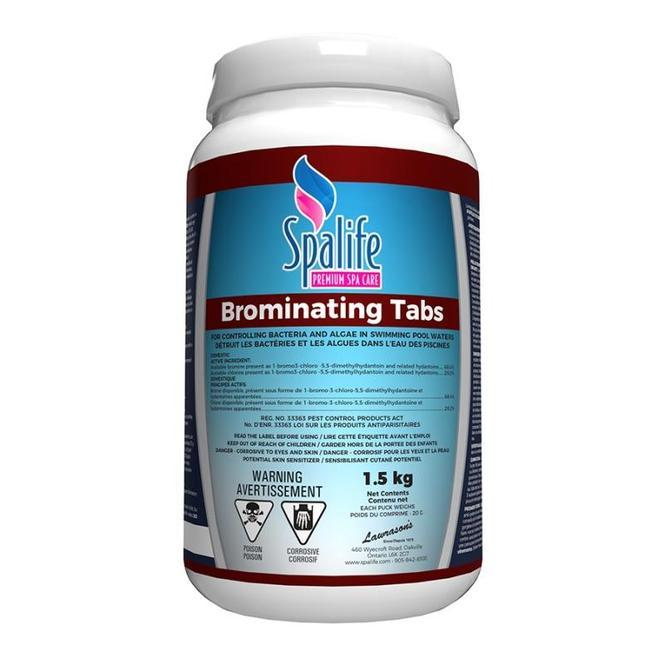 Spa Life Bromine Tablets/ Puck