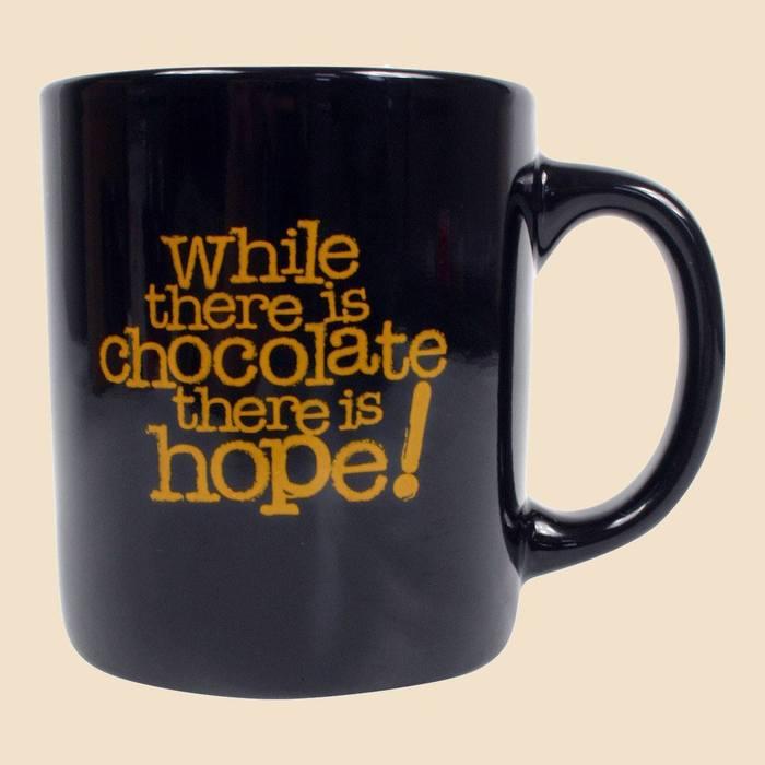 Chocolate Themed Mug