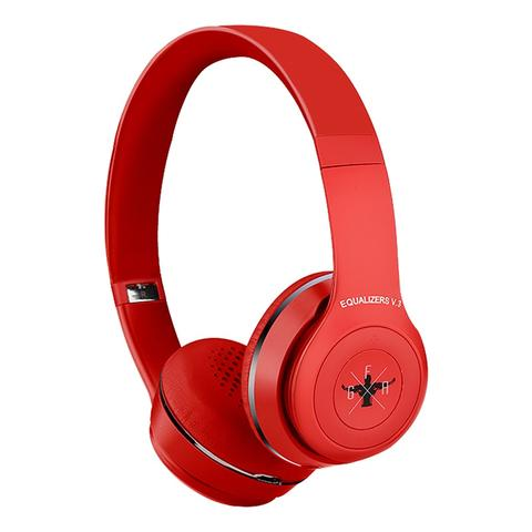 Matte Red Equalizers V.3