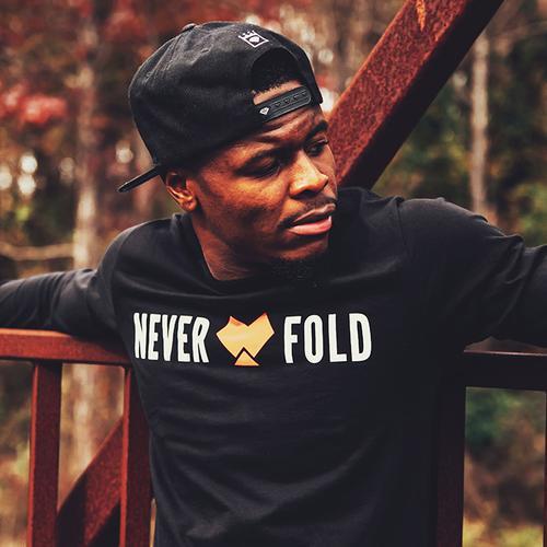 Never Fold Core Long Sleeve - Black