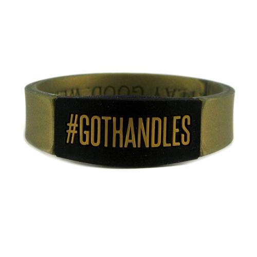 #GOTHANDLES 24K Gold