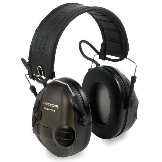 Casque anti-bruit 3M™ Peltor™ SportTac™